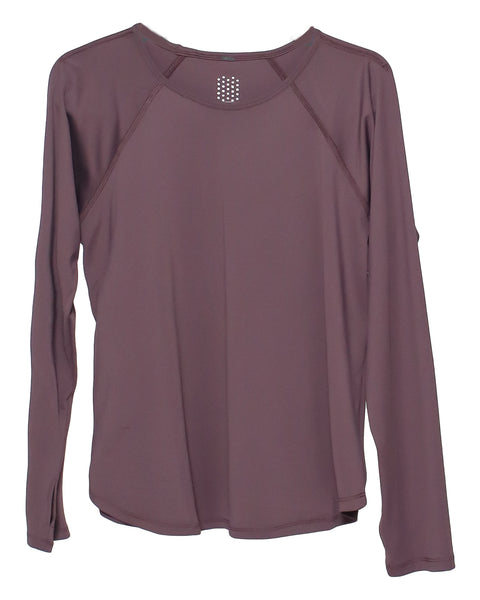 purple sports top *pre-order*