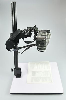 Pro Copy Stand M + Quick release Plate For DSLR Macro Shoot - Rocwing Photographic Equipment  - 4