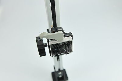 Pro Copy Stand A + Quick release Plate For DSLR Macro Shoot - Rocwing Photographic Equipment  - 5