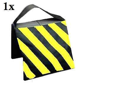 STUDIO SANDBAG YELLOW 52 x 25 cm - Rocwing Photographic Equipment  - 1