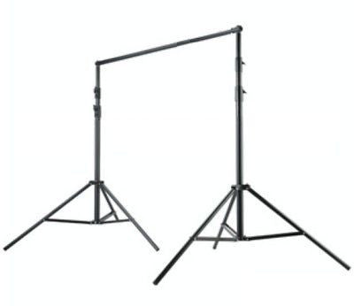 SUPER Heavy Duty Telescopic Crossbar Background 3m x 3m - Rocwing Photographic Equipment