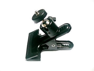 Metal Gorilla Spring Clamp Ball Head 1/4 Inch Thread - Rocwing Photographic Equipment