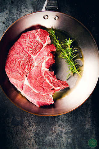 Stewing Steak per 500g
