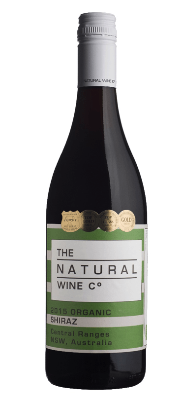 The Natural Wine Co. Shiraz (Preservative Free)
