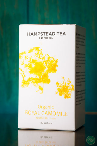 Hampstead Tea Organic Royal Chamomile
