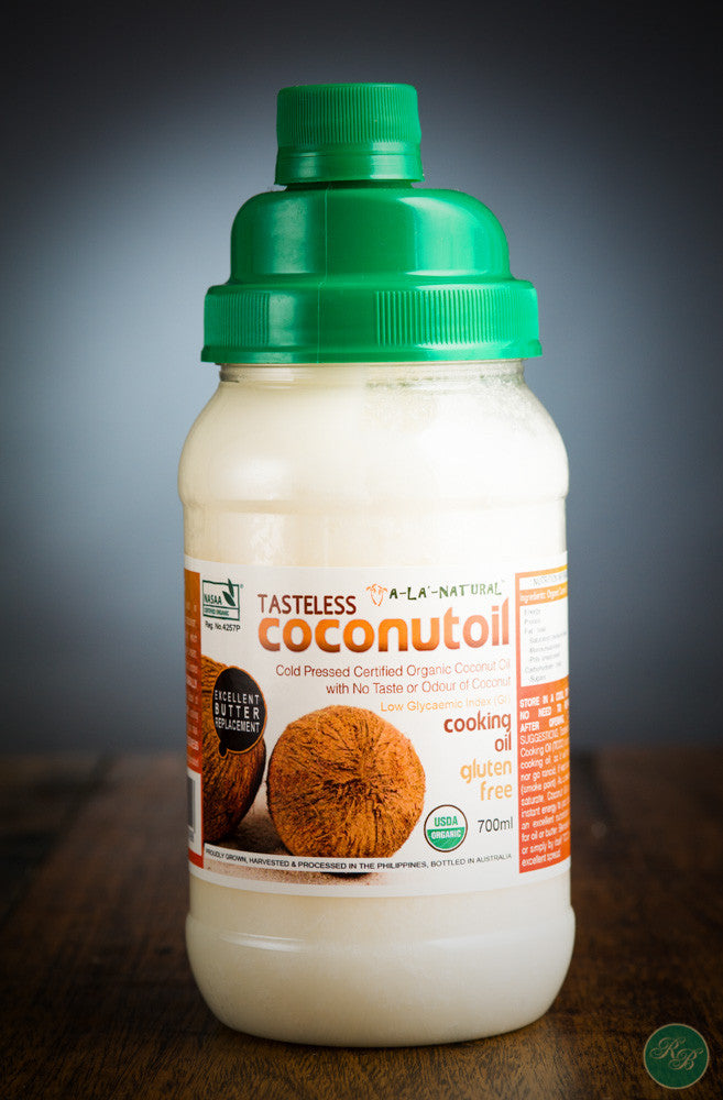 Tasteless Coconut Oil Cold Pressed