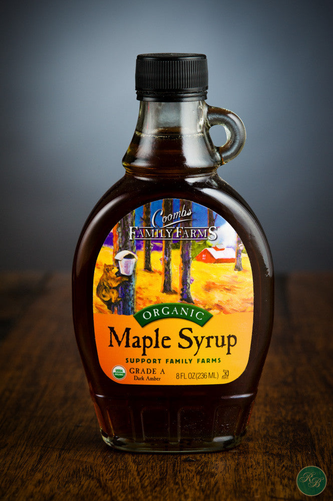 Coombs Organic Maple Syrup 236ml