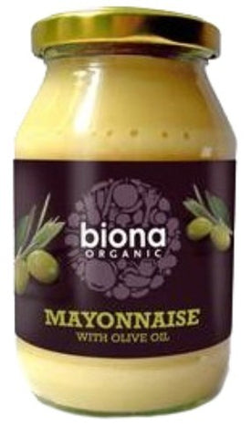 Biona Mayonnaise with Olive oil