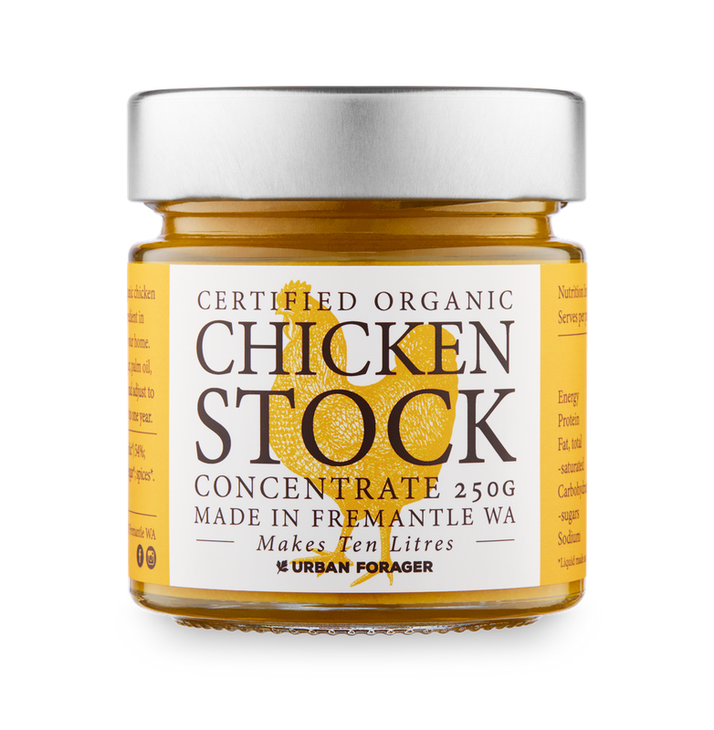 Urban Forager Certified Organic Chicken Stock 250g