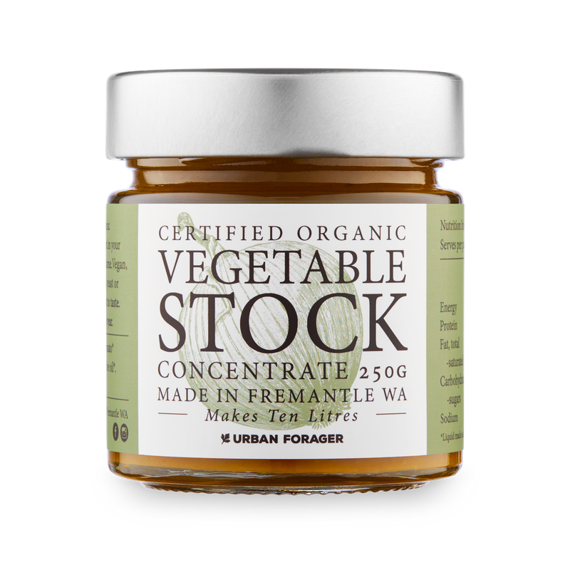 Certified Organic Vegetable Stock Concentrate 250g