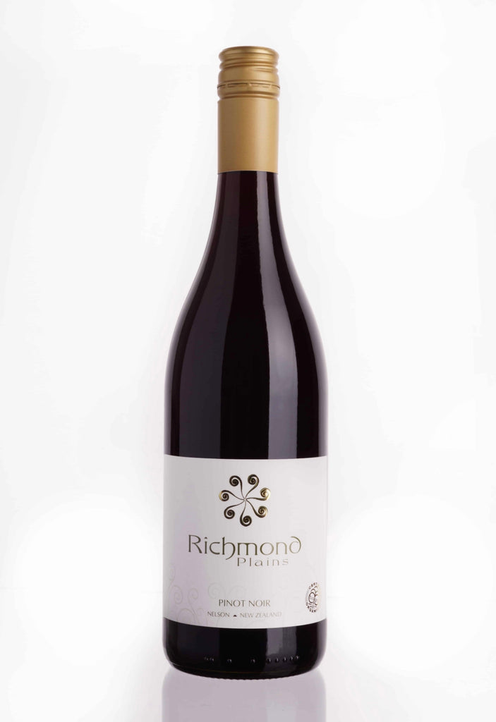 Richmond plains 2018 Pinot noir