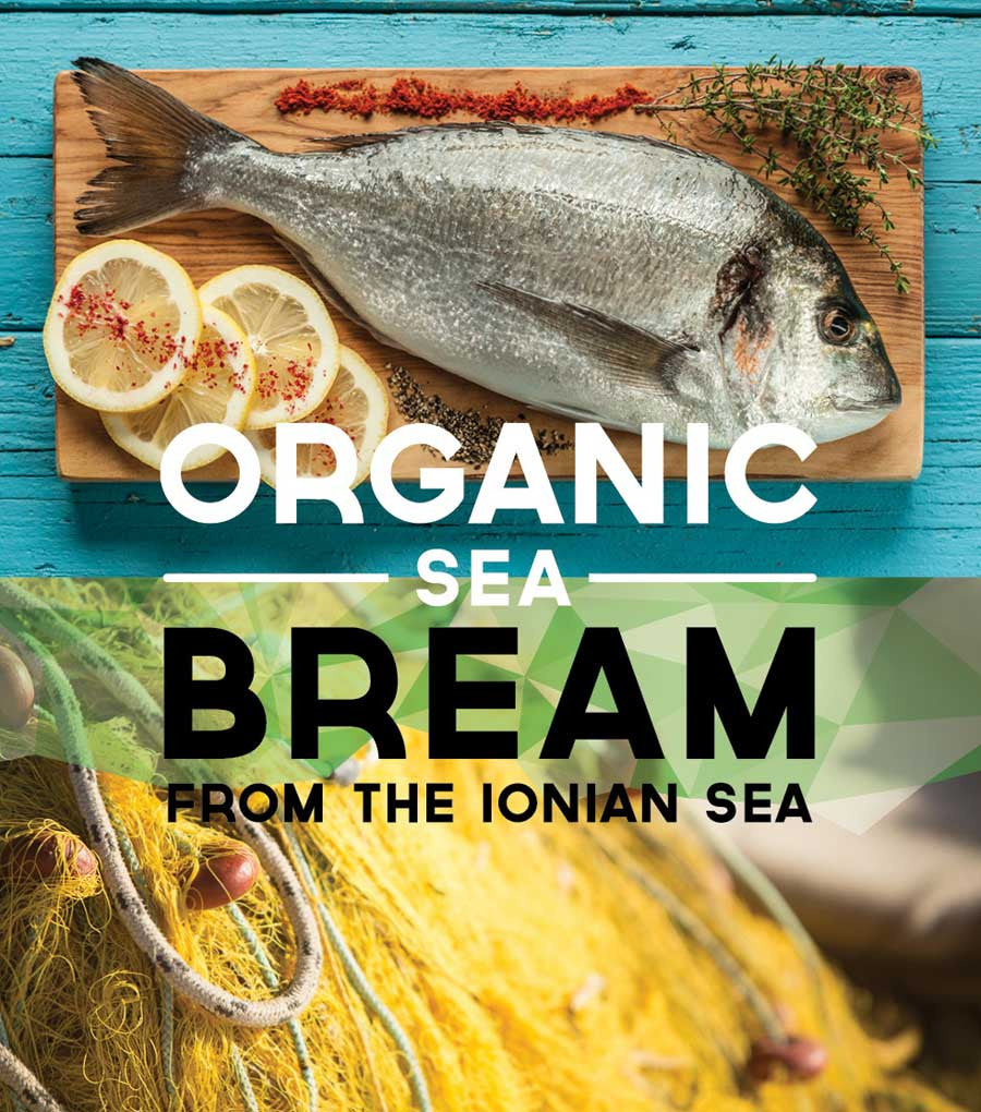 This Fish Organic Sea Bream 300g (2 portions Per Pack)