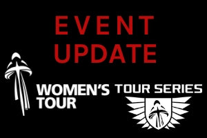 Women's Tour & Tour Series Postponed Due to COVID-19 Coronavirus