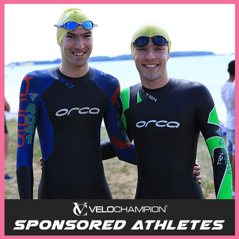Oakey Brothers Elevate their Triathlete Potential Teaming Up with Velochampion.co.uk