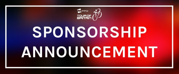VELOCHAMPION extends Official Shoe and Sunglasses partnership with the OVO Energy Tour of Britain, Women's Tour and Tour Series