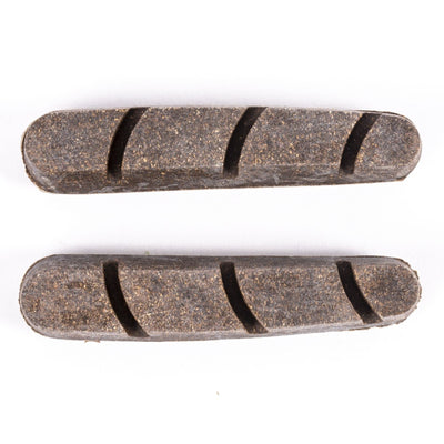 VeloChampion Shimano / Sram Compatible Brake Pad Inserts - FOR CARBON RIMS