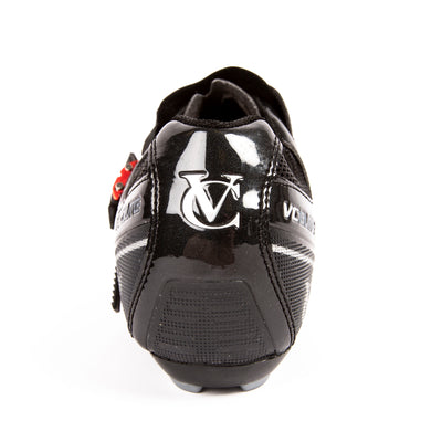 VC Elite Road Cycling shoes back with scuff plates