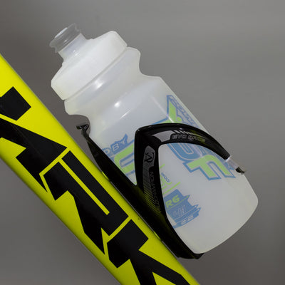 Evo Race Bike Water Bottle Cage - Road or MTB Available in 3 colours - Velochampion