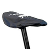 VeloChampion Waterproof Weather / Rain Saddle Cover - Black - Velochampion