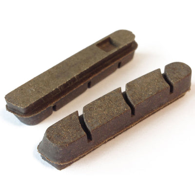 VeloChampion Campagnolo Brake Pad Inserts - FOR CARBON RIMS