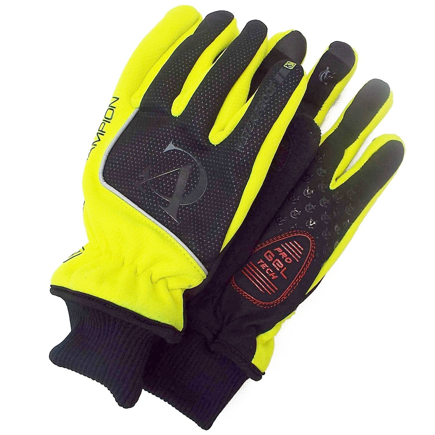 VeloChampion Deep Winter Waterproof Cycling Gloves - Velochampion