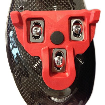 VeloChampion Shimano Pedal Cleats 4.5 Degree Float - Red - Velochampion