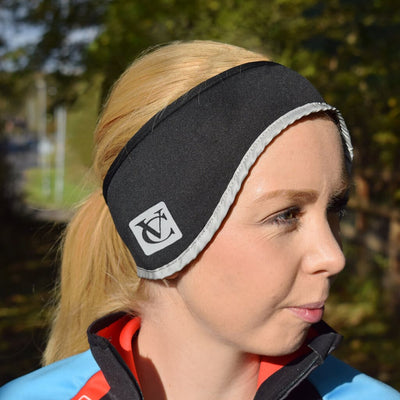 VC  Maxgear Thermo Tech Cycling Fleece Lined Ear Warmer Headband – Wind resistant, stretch fit head warmer