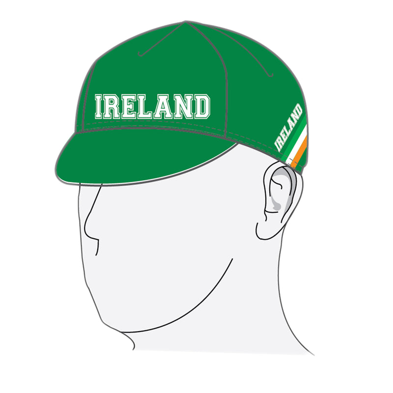 VeloChampion Ireland Cycling Euro Cap