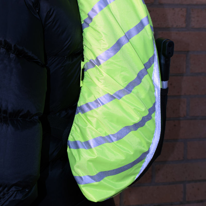 VELOCHAMPION High Visibility Backpack Cover
