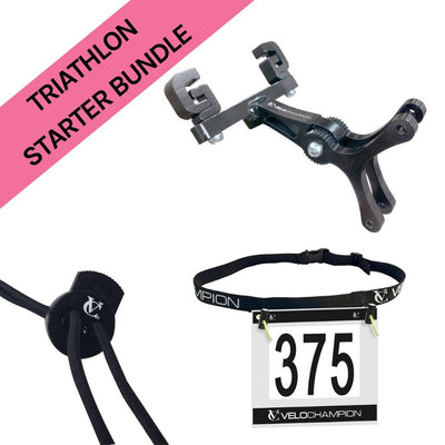 Velochampion Triathlon Starter Gift Pack Bundle - Velochampion
