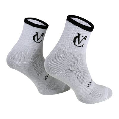 VC Core Breathable Cycling Socks - Pack of 3 Pairs - Available in 2 sizes & 5 Colours