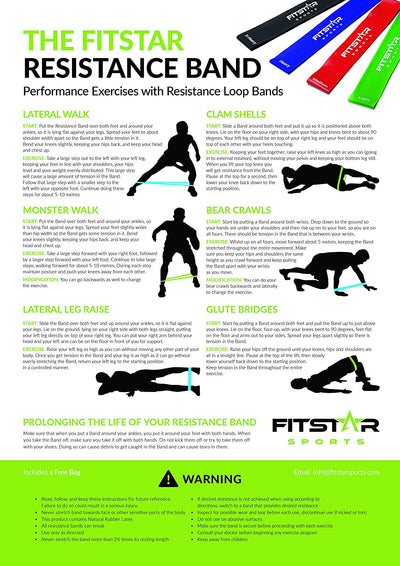 Fitstar-Sports-Resistance-Bands-Instructions