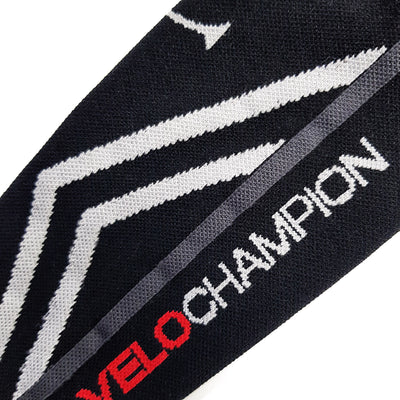VeloChampion Compression Material Stretch Fit Available in 4 Sizes