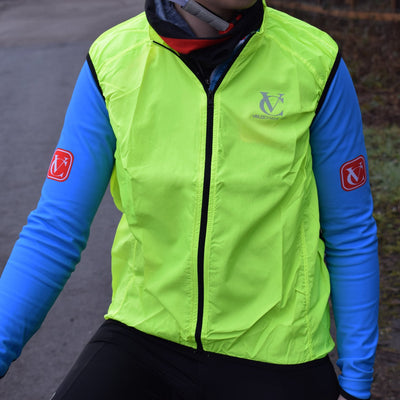 VeloChampion Windproof Element Defence Spring/Autumn/Winter Cycling Gilet