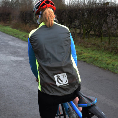 VeloChampion Element Defence Spring/Autumn/Winter Cycling Gilet - Velochampion