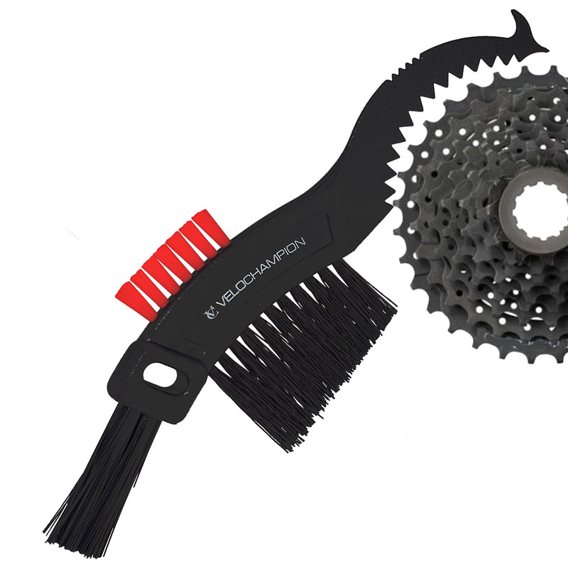 Gear Cleaning / Cassette Brush - Velochampion