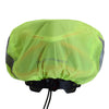 VELOCHAMPION Fluorescent Helmet Cover - Be Seen In Low Light Conditions - Velochampion