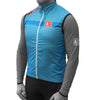 VC Comp Pro 'Puig' Windflex Gilet - Windproof, lightweight, packs in to your back pocket