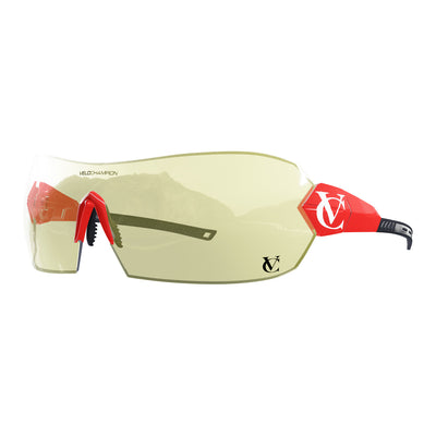 VeloChampion Team UAE HYPERSONIC™ Cycling Sunglasses Bundle