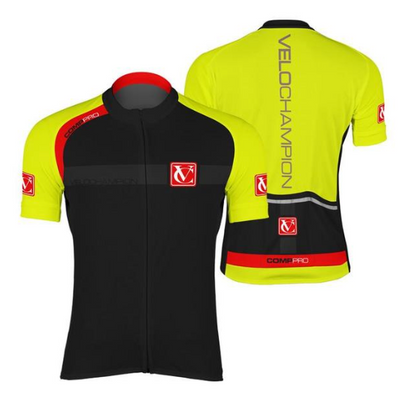 VC Comp Pro 'VERANO' Short Sleeve Jersey (4 colour options) - Velochampion