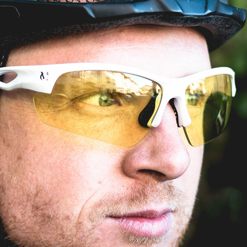 Velochampion Tornado Sunglasses - Available in 4 frame colours