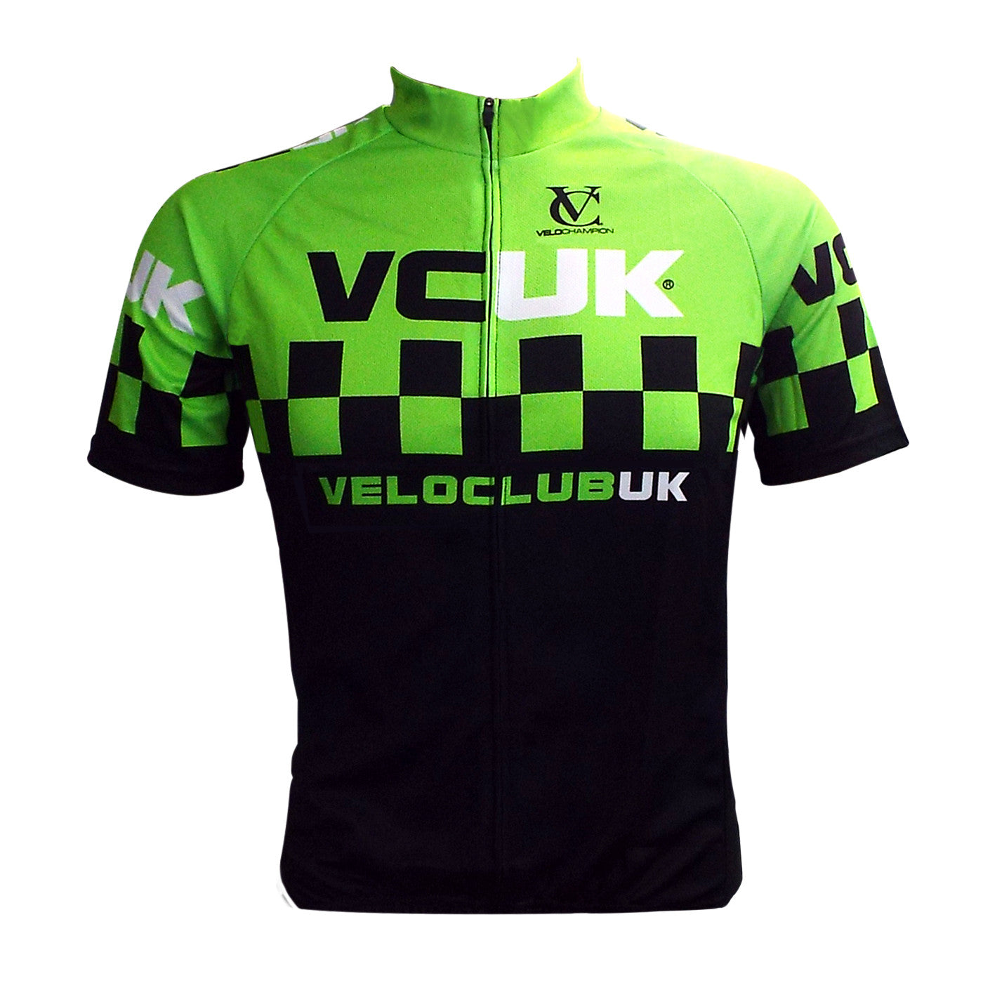 VCUK Men's short Sleeve Jersey - Club Cut