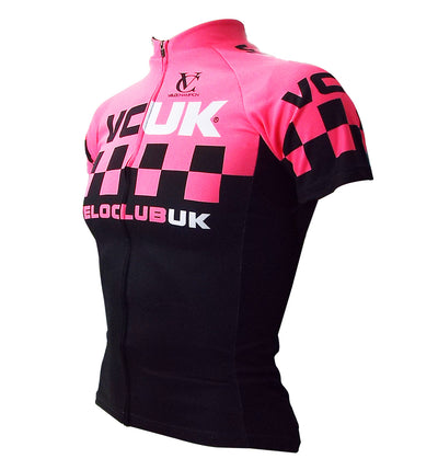 VCUK Women's short Sleeve Jersey - Velochampion