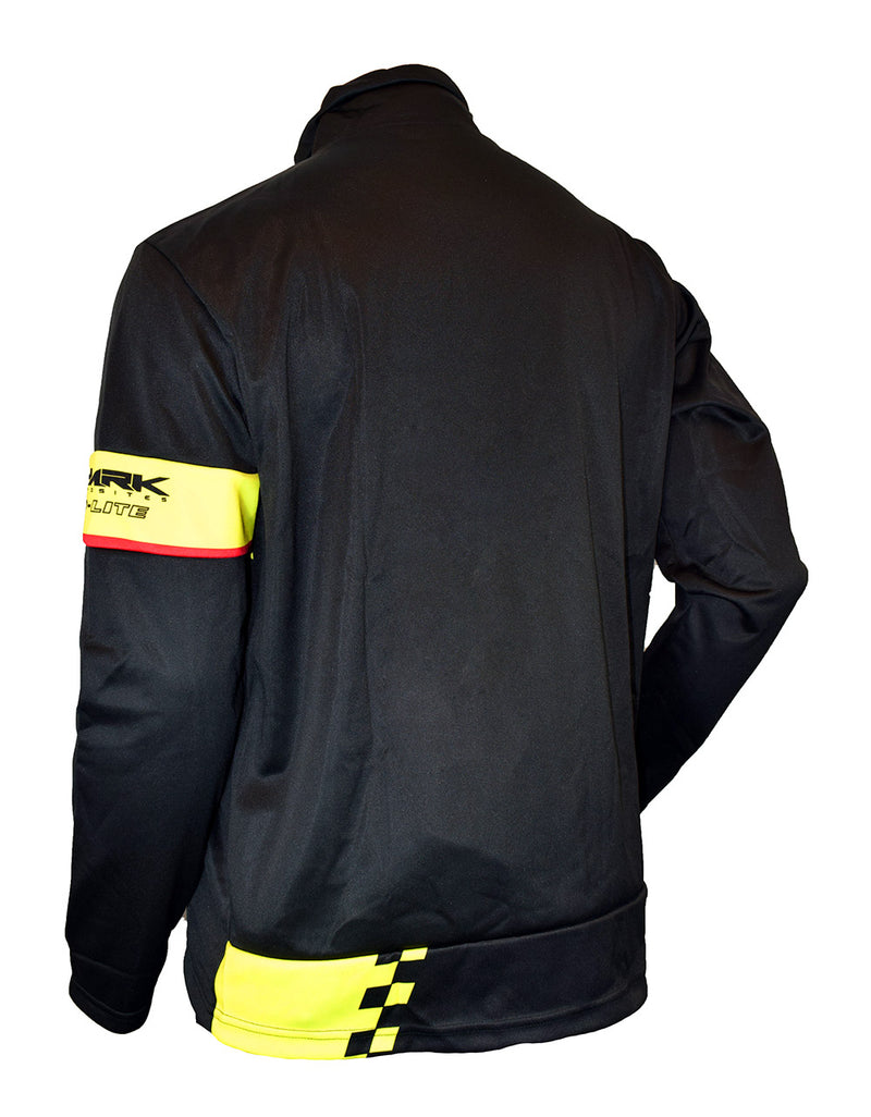VCUK Unisex Black Fleece Tracksuit Top - Velochampion