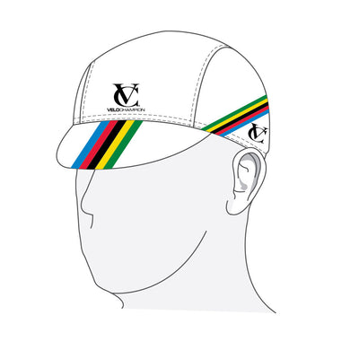 VeloChampion Cycling Cap - World Champion - Velochampion