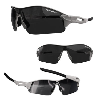 Velochampion Warp Cycling Sunglasses - 7 Frame Colour Options Available