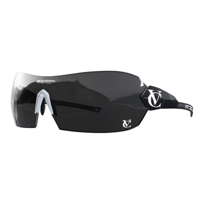 VeloChampion Black HYPERSONIC™ Custom Sunglasses