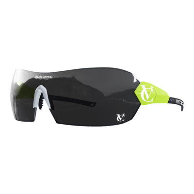 VeloChampion Lime Green HYPERSONIC™ Custom Sunglasses