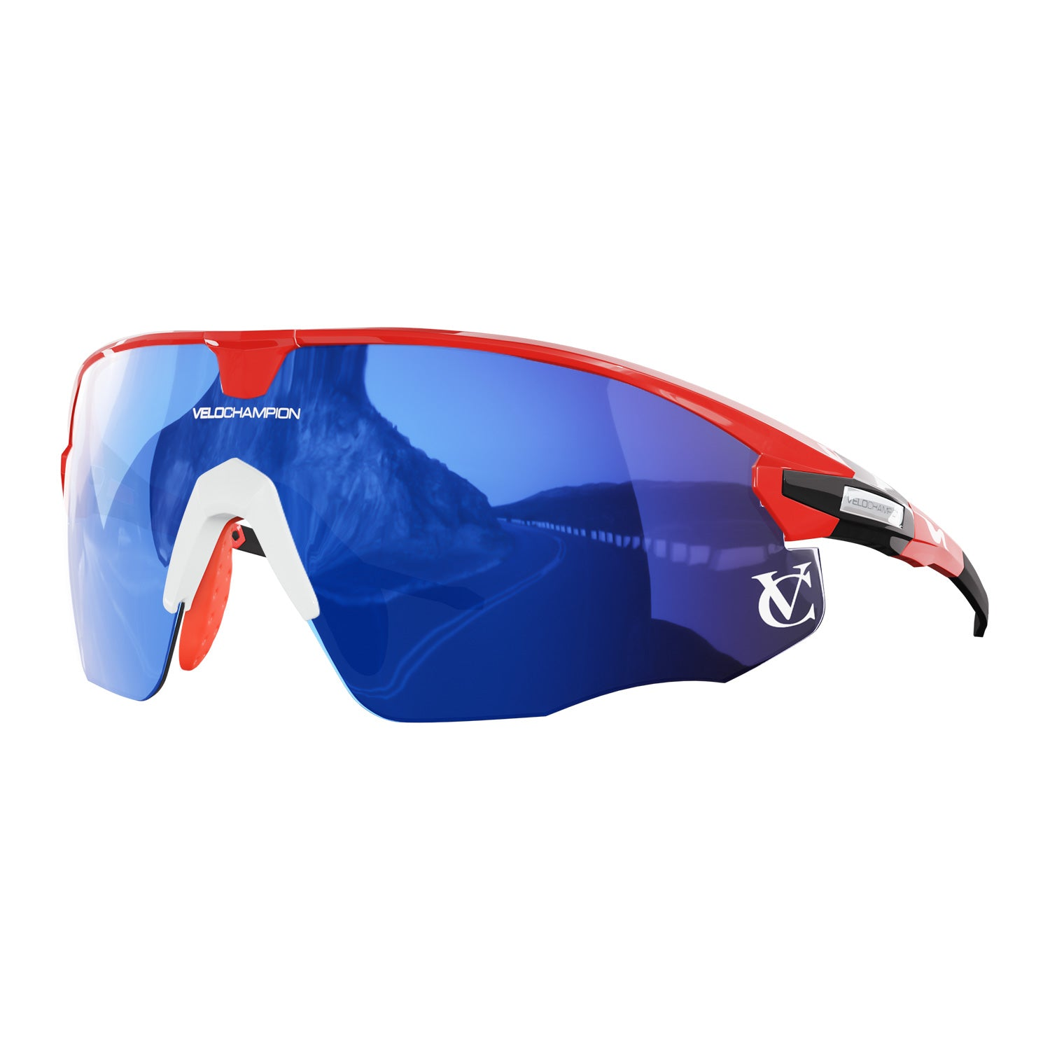 Special edition Tour of Britain cycling sunglasses | Exclusive Missile cycling glasses collection | VeloChampion