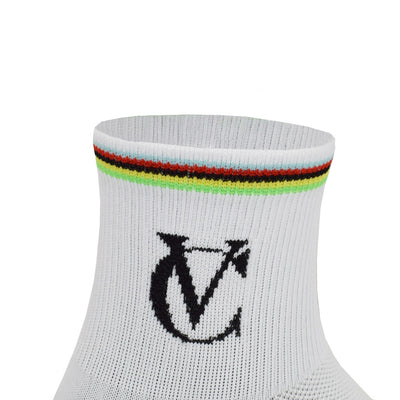 Replica World Champion Rainbow Socks from VeloChampion - Pack of 3 Pairs